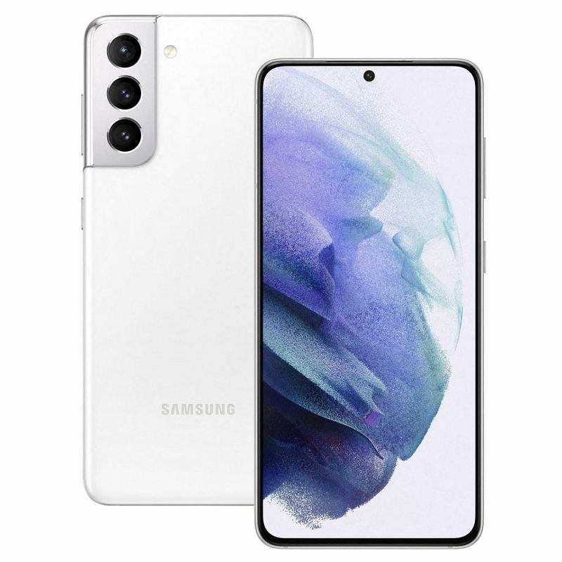 "Mobitel Samsung Galaxy S21 SM-G991, 5G, 6.2"" Dynamic AMOLED 2X 1080 x 2400 px, Dual SIM, 8GB, 128GB, Android 11, bijeli"