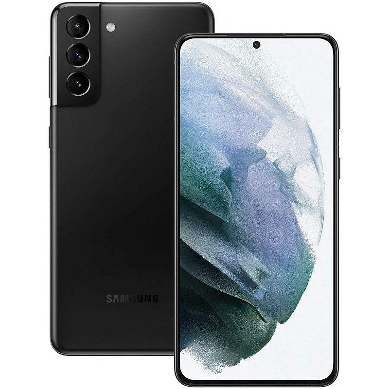 """Mobitel Samsung Galaxy S21+ SM-G996, 5G, 6.7"""" Dynamic AMOLED 2X 1080 x 2400 px, Dual SIM, 8GB, 128GB, Android 11, crni"""