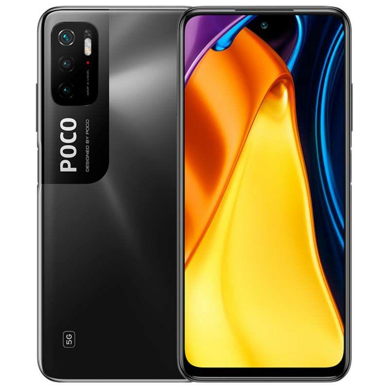 Mobitel Xiaomi Poco M3 Pro 5G 6+128GB Power black