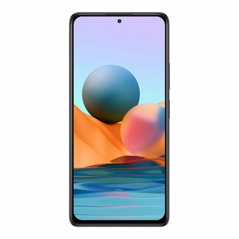 "Mobitel Xiaomi Redmi Note 10, 6.43"" Super AMOLED 1080 x 2400 px, Dual SIM, 4GB, 128GB, Android 11, siva"