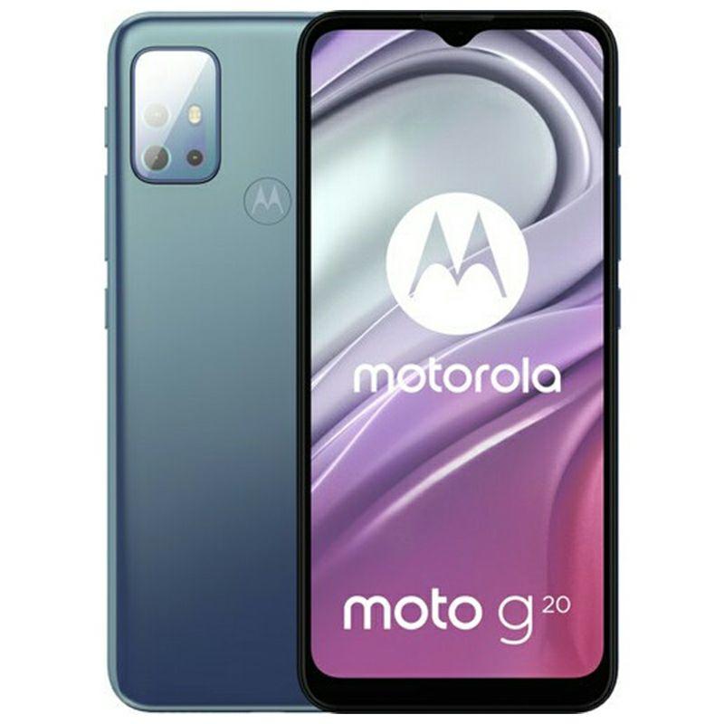 Mobiteli Motorola G20, 4/128GB, Breeze Blue