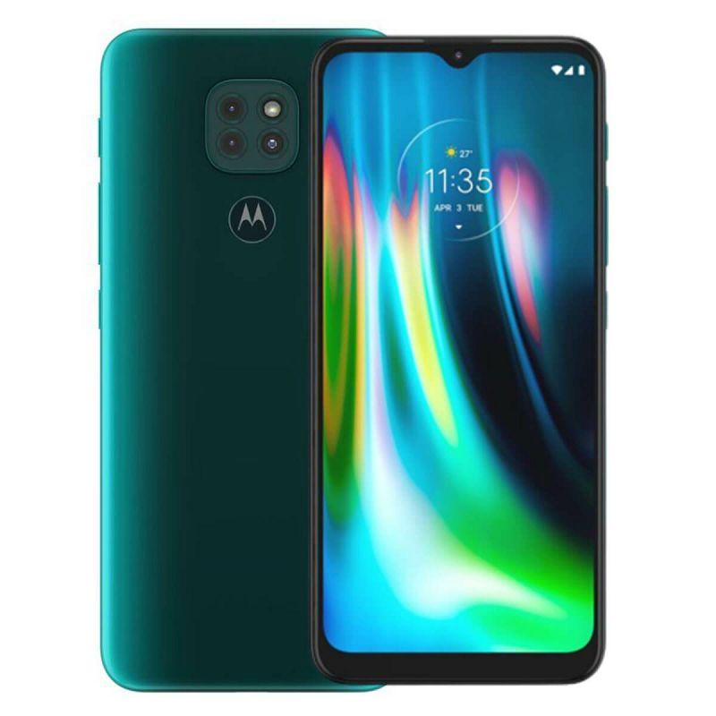 Mobitel Motorola G9 Play, 4GB, 64 GB, Forest Green (outlet uređaj)