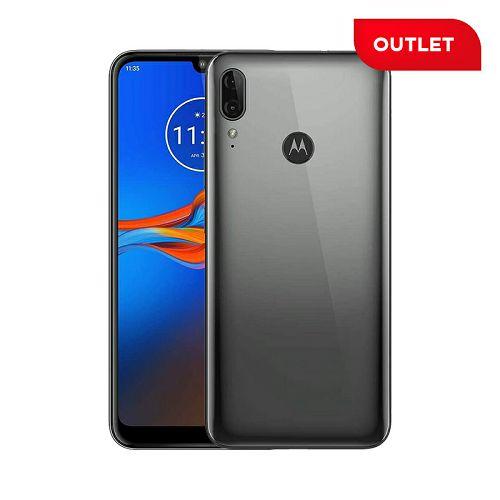 Motorola E6 Plus, siva (outlet uređaj)