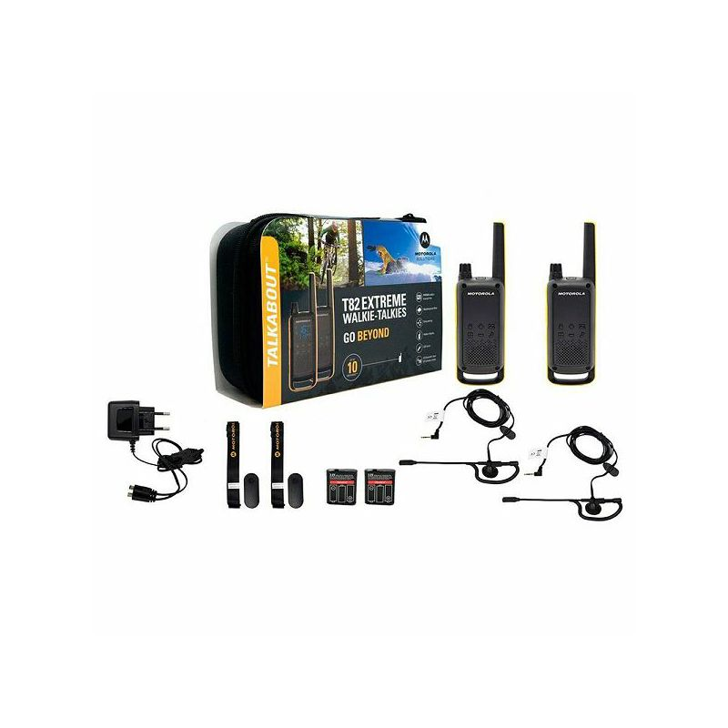 Motorola Walkie- Talkie TLKR-T82 Extreme