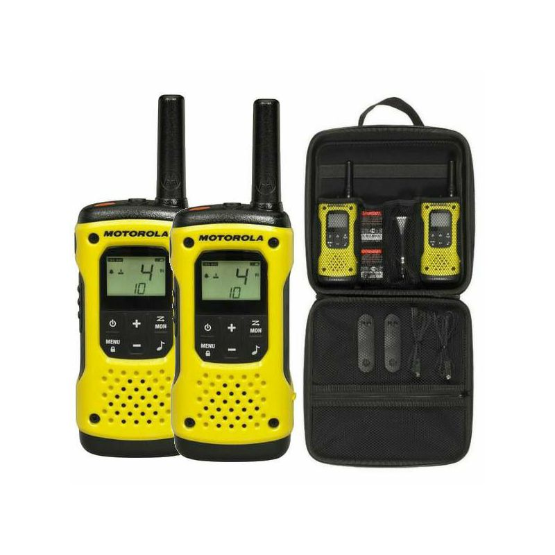 Motorola walkie-talkie TLKR-T92 H2O Aqua