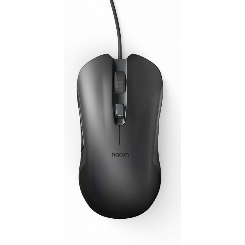 Nacon Optical Mouse Gm-110 Black