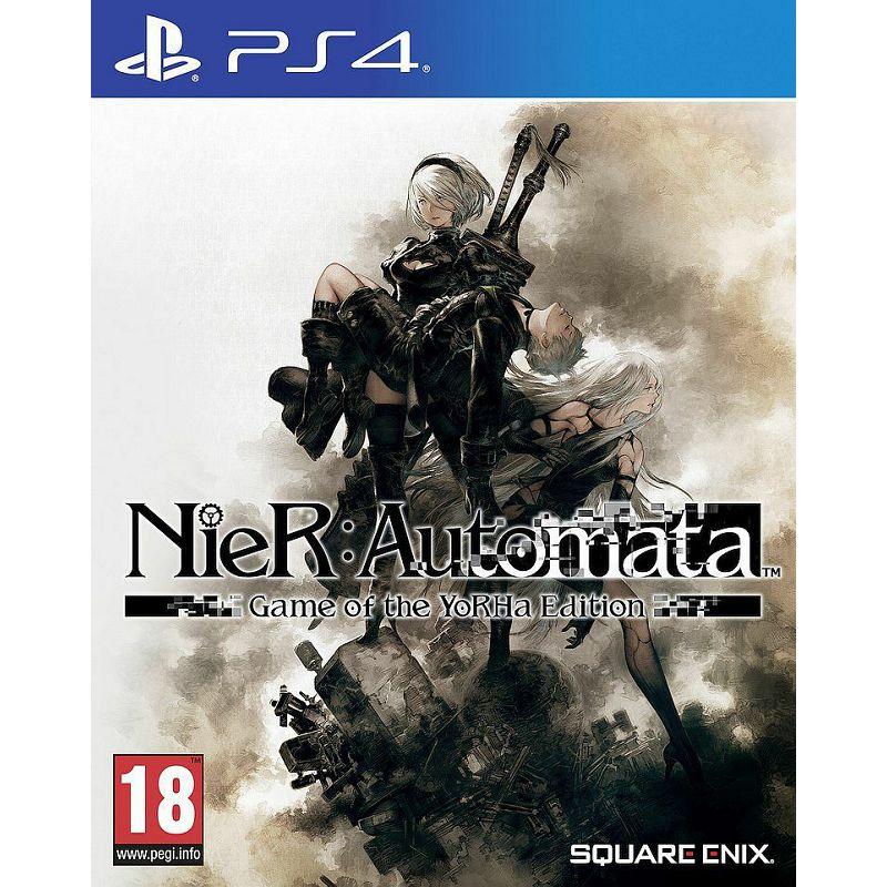 Nier Automata GOTY PS4