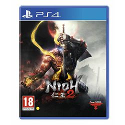 Nioh 2 Standard Edition PS4