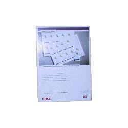 Oki papir za posjetnice (50 listovax10)