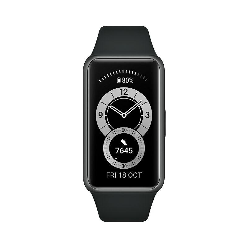 Pametna narukvica Huawei Band 6, crna