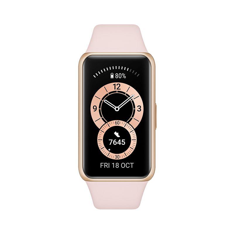 Pametna narukvica Huawei Band 6, roza