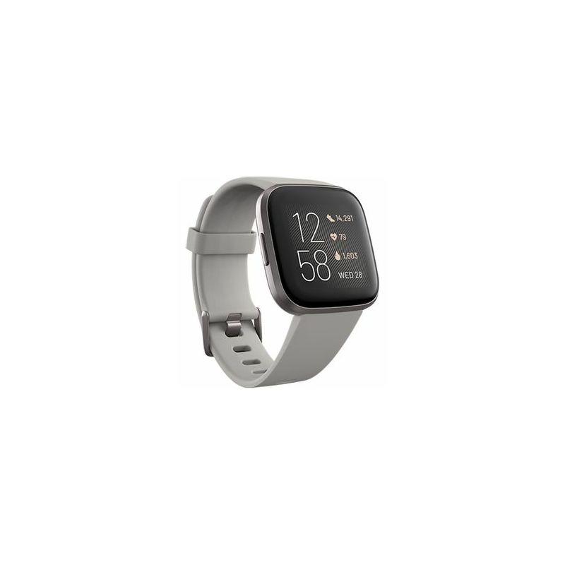 Pametni sat Fitbit Sense Sage Grey/Silver