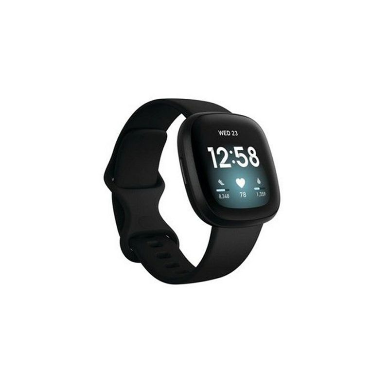 Pametni sat Fitbit Versa 3, Black