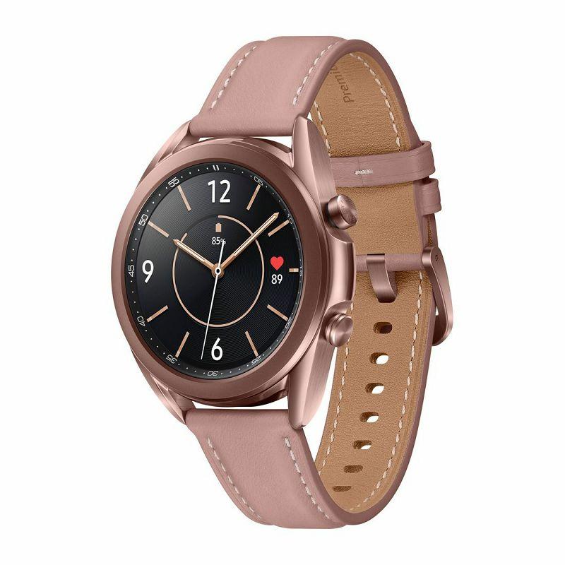 Pametni sat Samsung Galaxy Watch 3 41mm brončana