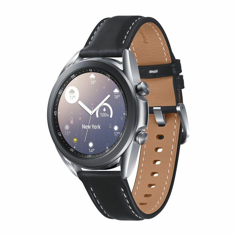 Pametni sat Samsung Galaxy Watch 3 41mm srebrni