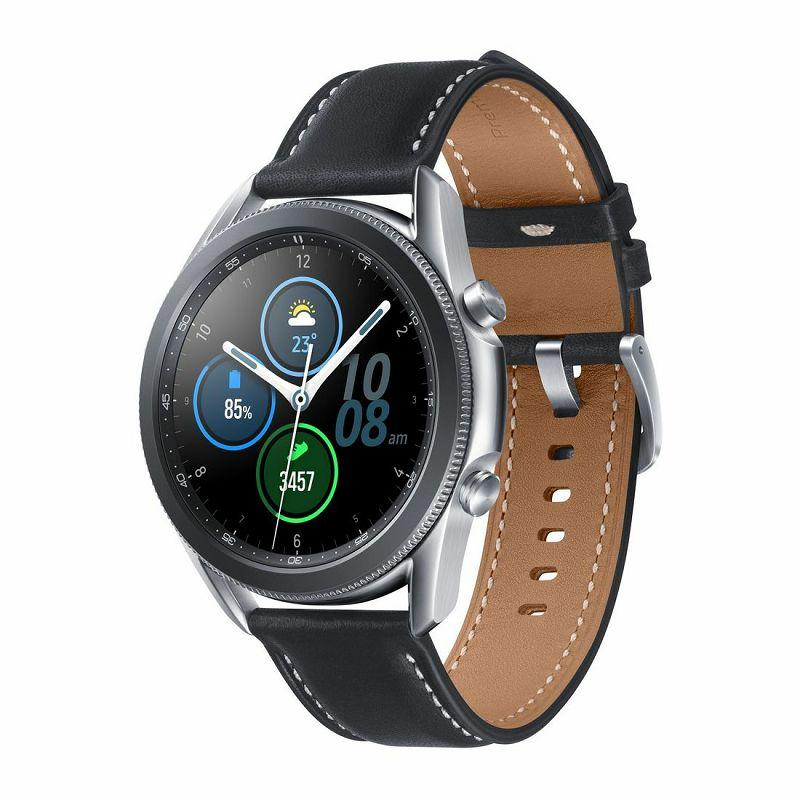 Pametni sat Samsung Galaxy Watch 3 45mm srebrni