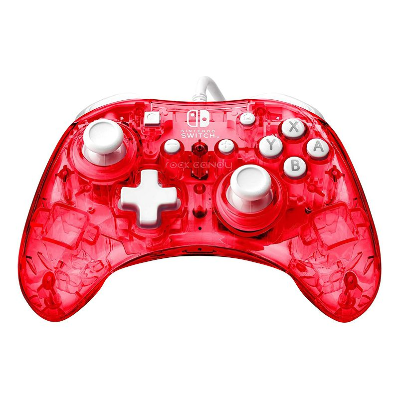 PDP NINTENDO SWITCH WIRED CONTROLLER ROCK CANDY MINI STORMIN'CHERRY