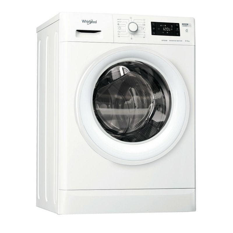 Perilica sušilica rublja Whirlpool FWDG 861483E WV EU N