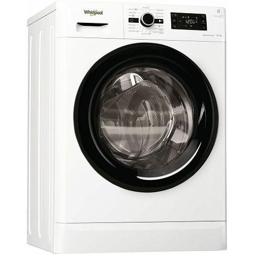 Perilica sušilica rublja Whirlpool FWDG86148B EU, A, 8 kg pere / 6 kg suši, 1400 o/min