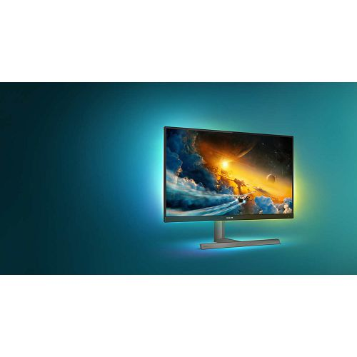 "Monitor Philips 27"" 278M1R, 4K, HDMI, DP, USB, Ambiglow"
