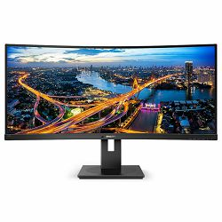 "Monitor Philips 34"" 345B1C, UHD, 2xHDMI, DP, USB3.2,100Hz"
