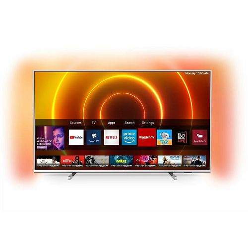 "Televizor Philips 58"" 58PUS7855, 4K Ultra HD, DVB-T2/C/S2 HEVC/H.265, HDR, Ambilight TV, SmartTV"
