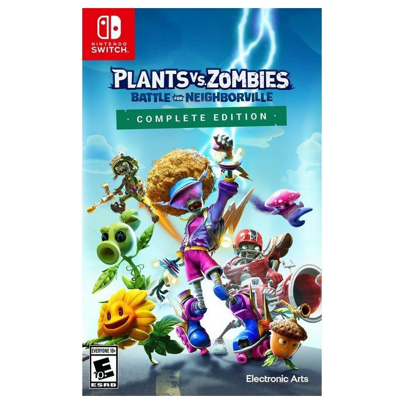 Plants vs Zombies: Battle for Neighborville Switch