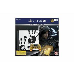 PlayStation 4 Pro 1TB Limited Edition + Death Stranding