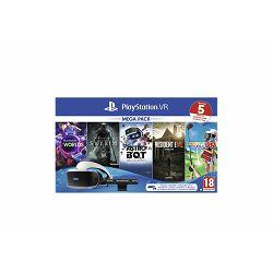 PlayStation VR Mega Pack 2 VCH + VR Worlds VCH Mk4