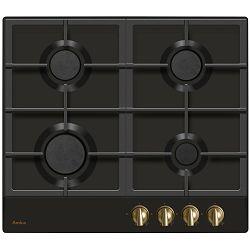 Ploča za kuhanje Amica DRP 6412 ZAB, Retro, crna