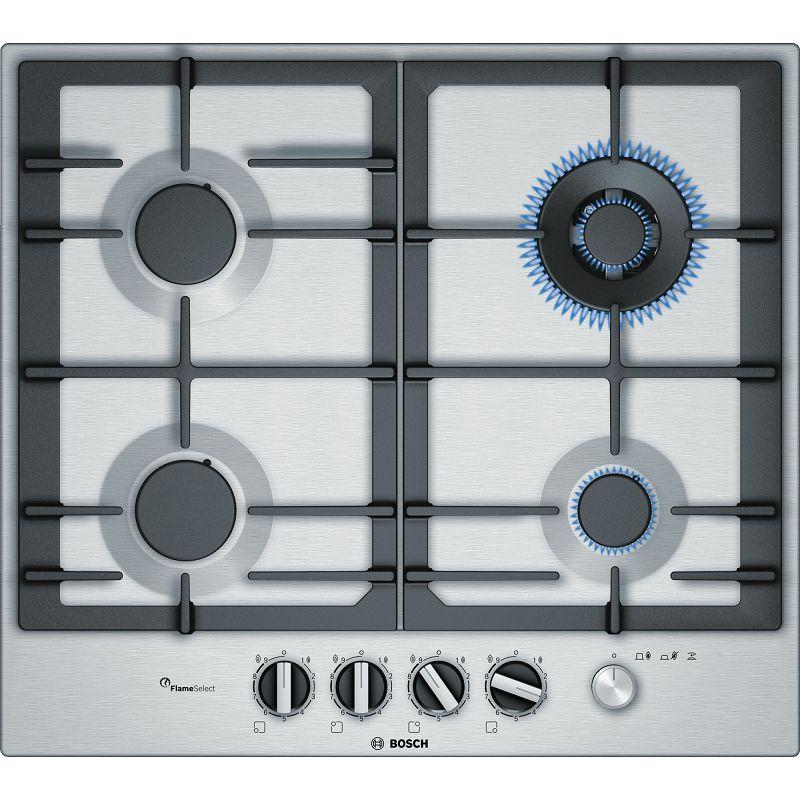 Ploča za kuhanje Bosch PCH6A5M90, plinska