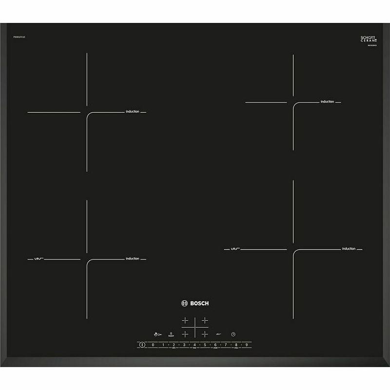 Ploča za kuhanje Bosch PIE651FC1E, staklokeramika, indukcija