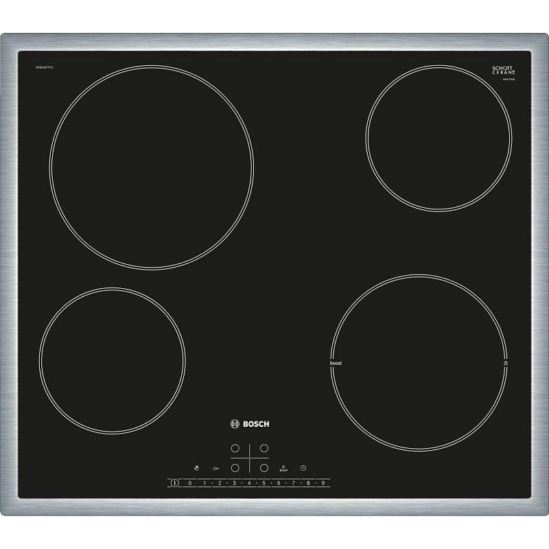 Ploča za kuhanje Bosch PKE645FP1E, staklokeramika