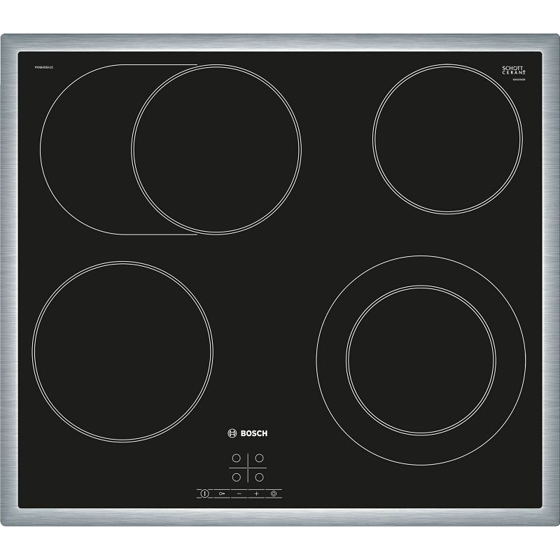 Ploča za kuhanje Bosch PKN645BA1E, staklokeramika
