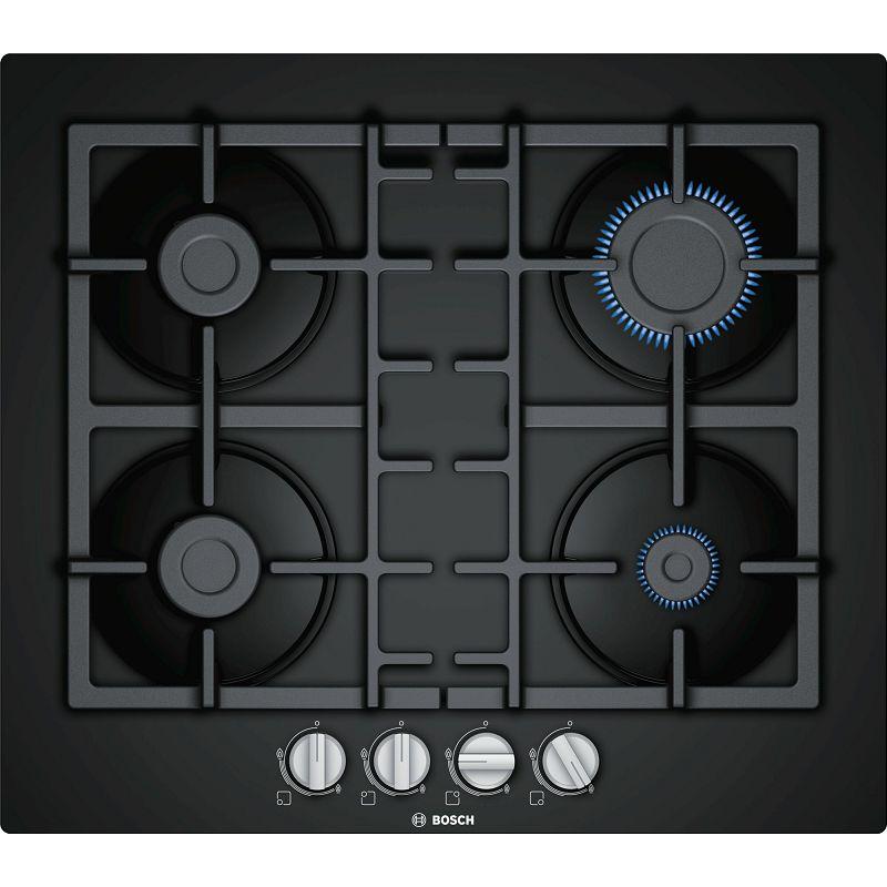 Ploča za kuhanje Bosch PNP6B6B90, plinska