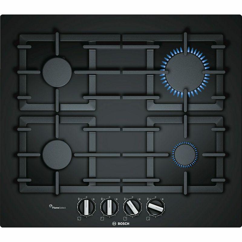 Ploča za kuhanje Bosch PPP6A6B90, plinska