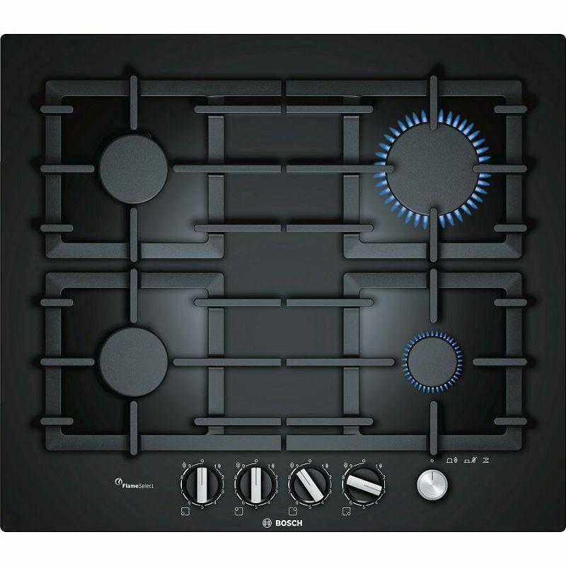Ploča za kuhanje Bosch PPP6A6M90, plinska
