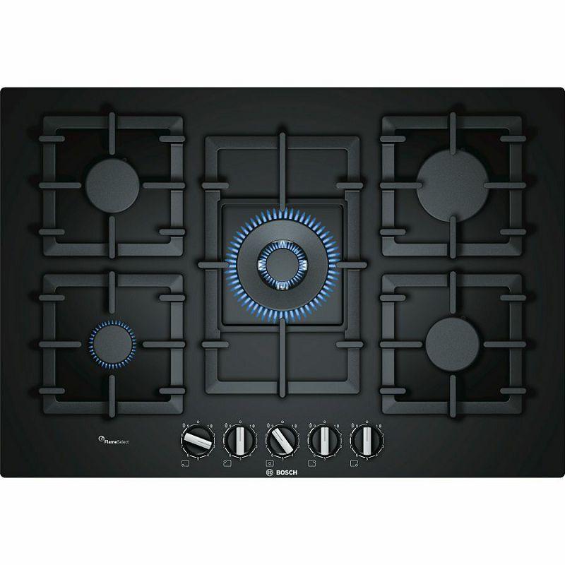 Ploča za kuhanje Bosch PPQ7A6B90, plinska
