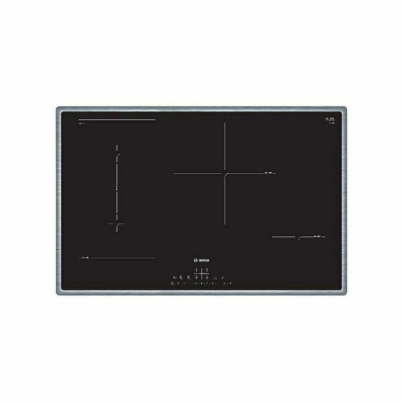 Ploča za kuhanje Bosch PVS845FB5E, staklokeramika, indukcija