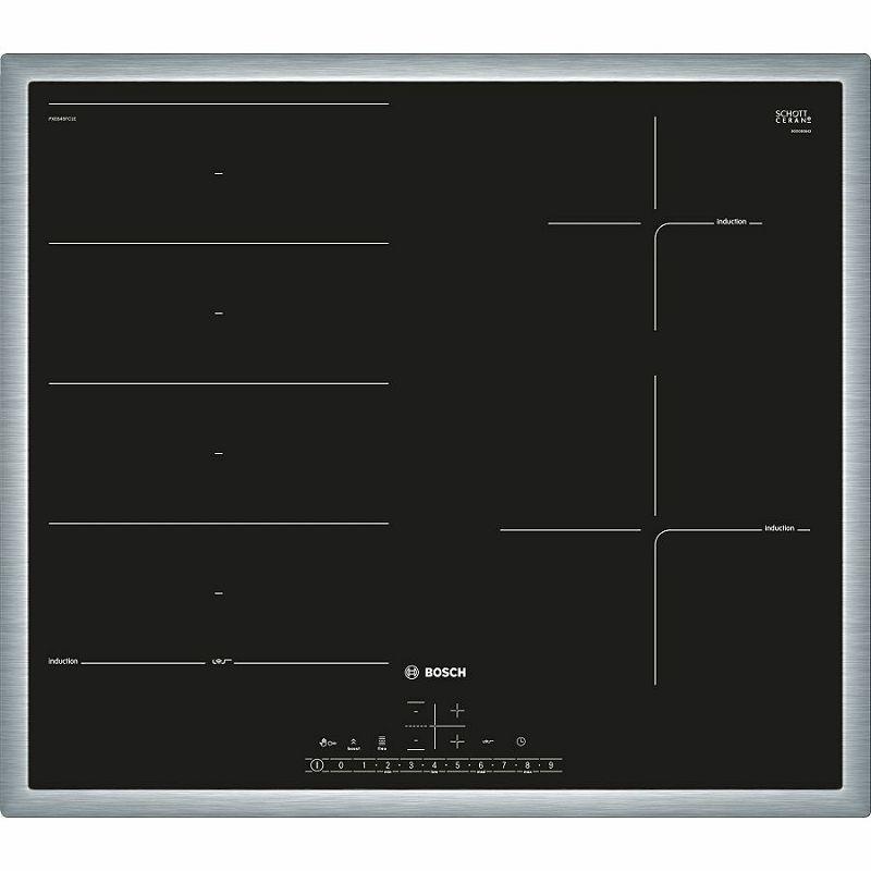Ploča za kuhanje Bosch PXE645FC1E, staklokeramika, indukcija