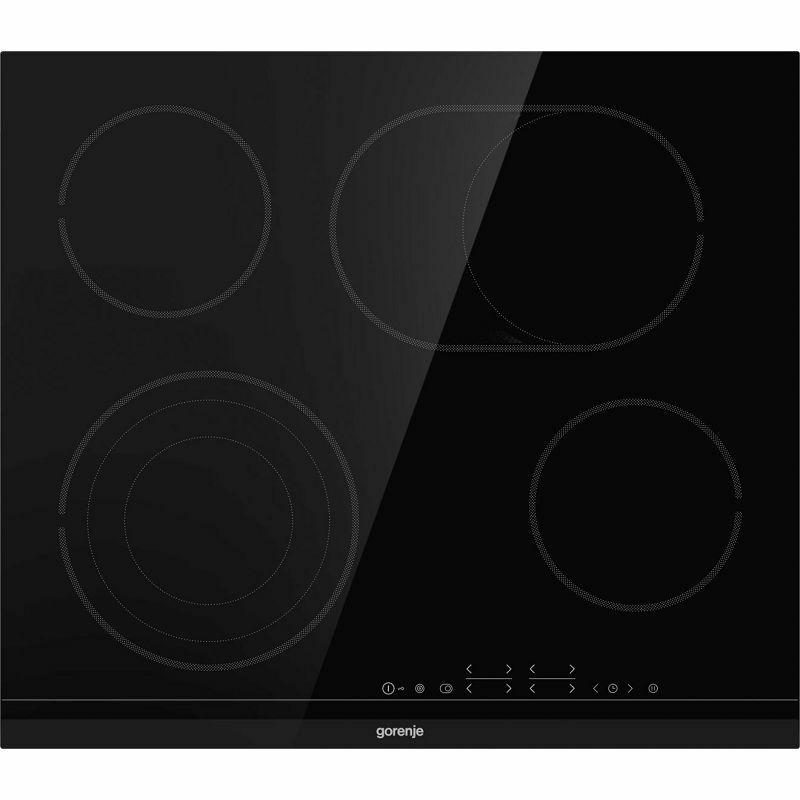 Ploča za kuhanje Gorenje ECT646BCSC, staklokeramika