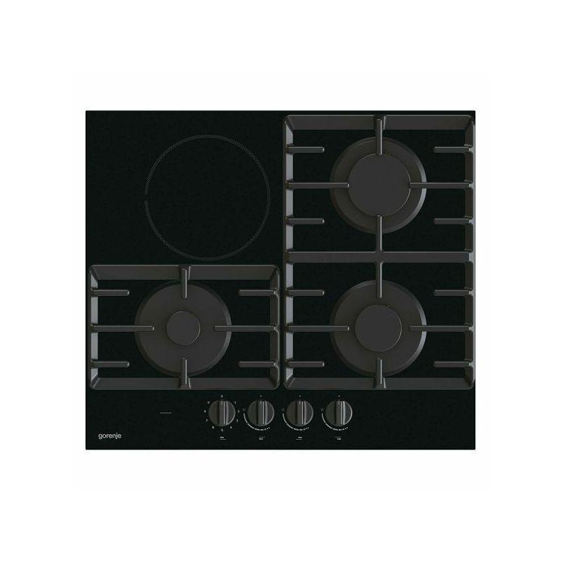 Ploča za kuhanje Gorenje GCE681BSC, kombinirana