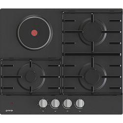 Ploča za kuhanje Gorenje GE680MB, kombinirana, crna