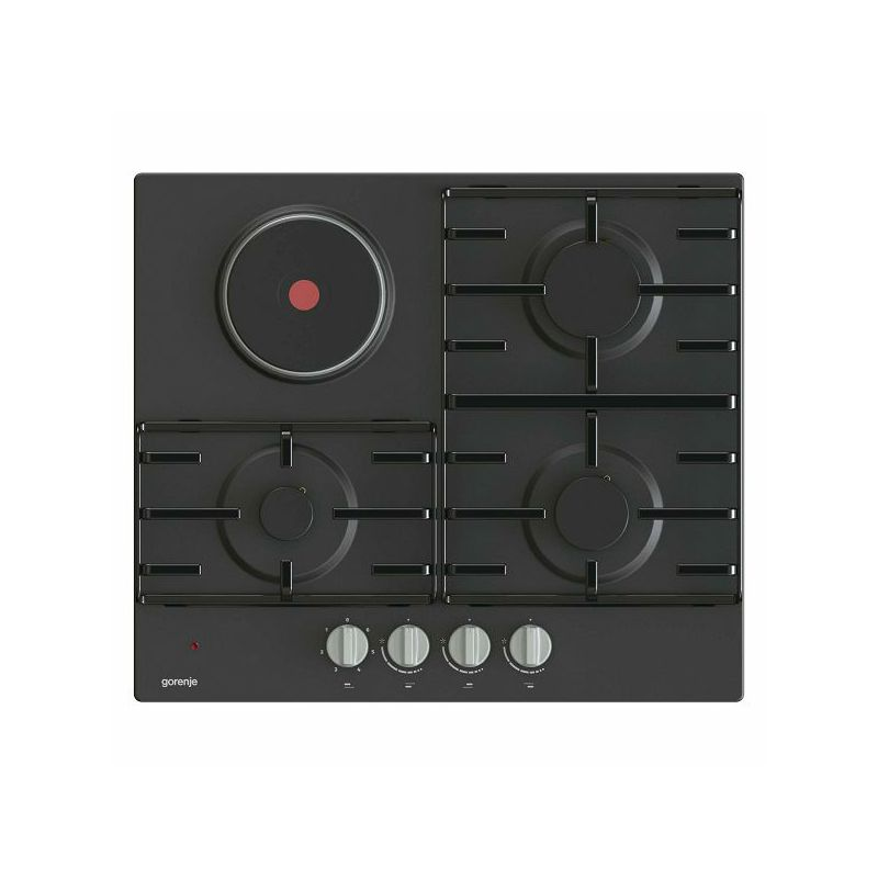 Ploča za kuhanje Gorenje GE680MB, kombinirana