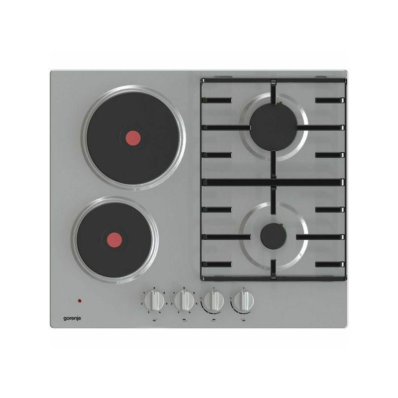 Ploča za kuhanje Gorenje GE690X, kombinirana