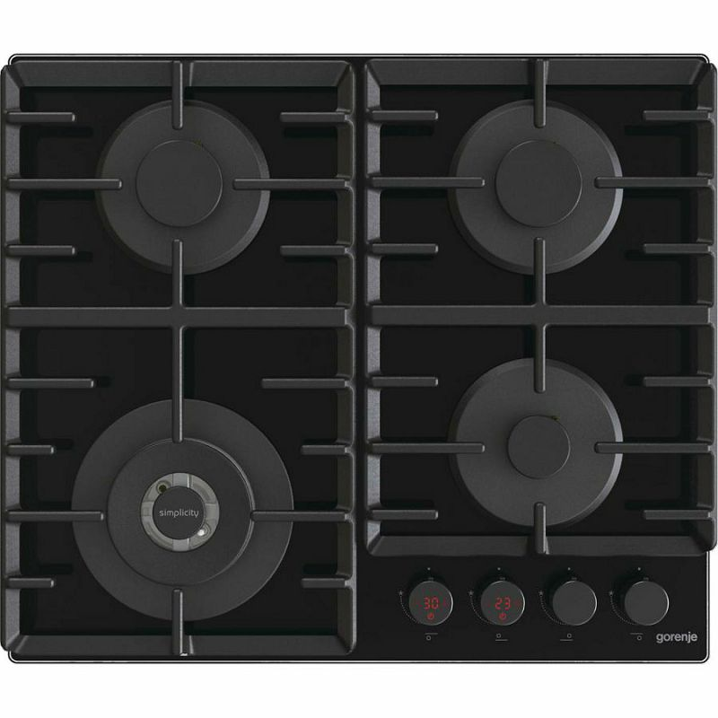 Ploča za kuhanje Gorenje GKTW642SYB, plinska