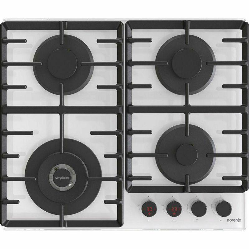 Ploča za kuhanje Gorenje GKTW642SYW, plinska
