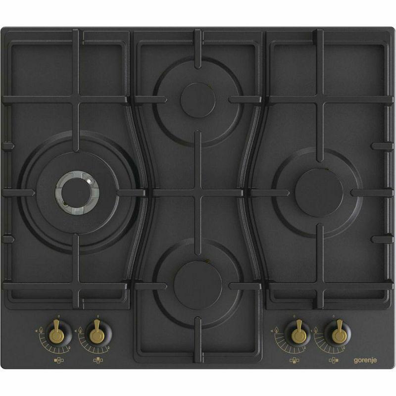 Ploča za kuhanje Gorenje GW6D42CLB, plinska