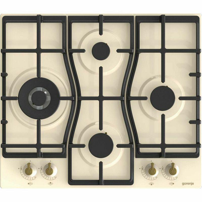 Ploča za kuhanje Gorenje GW6D42CLI, plinska