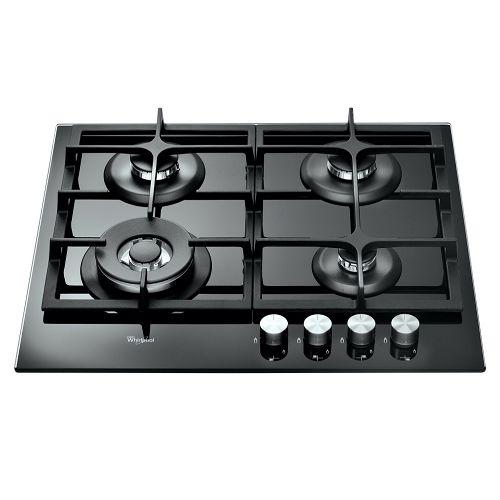 Ploča za kuhanje Whirlpool GOA 6425/NB, 4 x plin, crna